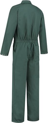 WW4A Kinderoverall Polyester/Katoen - Flessengroen - Maat 104-2