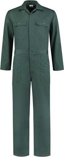 WW4A Kinderoverall Polyester/Katoen - Flessengroen - Maat 104