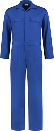 WW4A Kinderoverall Polyester/Katoen - KorenBlauw - Maat 104