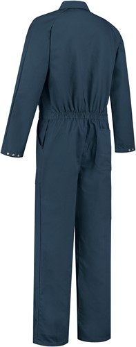 WW4A Kinderoverall Polyester/Katoen - Navy - Maat 104