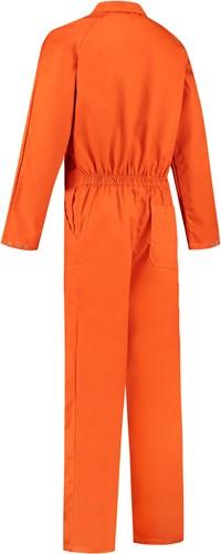 WW4A Kinderoverall Polyester/Katoen - Oranje - Maat 104-2