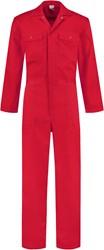 WW4A Kinderoverall Polyester/Katoen - Rood