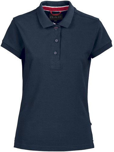 DAD Lynton Pike Polo Dames - Navy