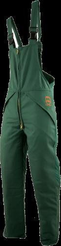 SALE! Made To Match 63200 Amerikaanse ZaagOverall EN 381-5 - Groen - Maat 58