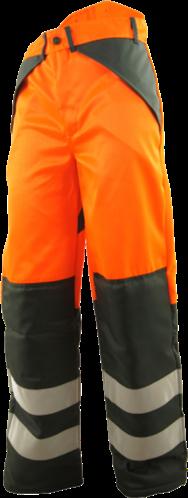 SALE! Made To Match 82300 Bosmaaibroek twee kleuren - Oranje - Maat 56