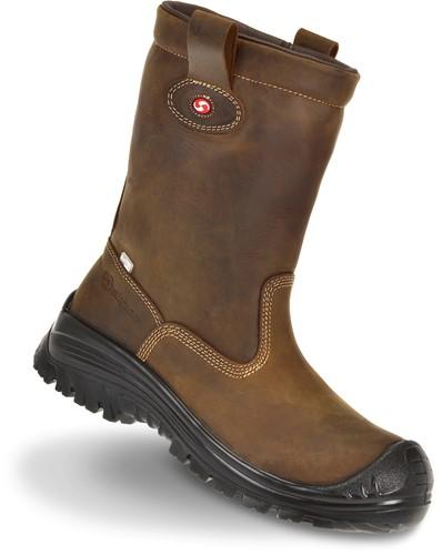 Sixton Rigger/Ranger Montana 81156-22 Veiligheidslaars S3 - Bruin