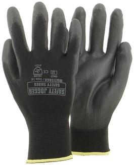 SALE! Safety Jogger 2131 Multitask Handschoenen 3 stuks - Zwart - Maat 8