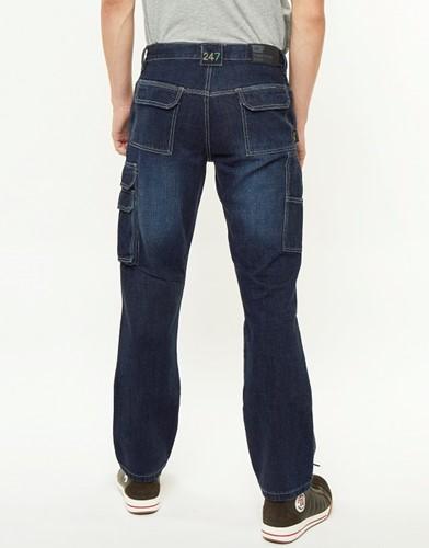 247 Jeans Bison D30-3