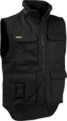 OUTLET! Blaklader 380119009900 Bodywarmer - MAAT L