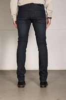 New Star JV Slim Fit Stretch Denim - Dark stonewash