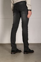 New Star JV Slim Fit Stretch Denim - zwart denim-2
