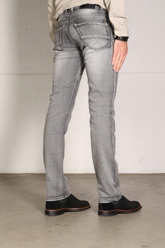 New Star JV Slim Fit Stretch Denim - grijs denim-2