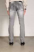 New Star JV Slim Fit Stretch Denim - grijs denim-3