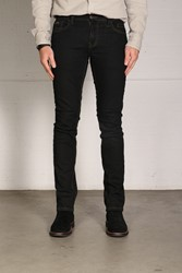 New Star JV Slim Fit Stretch Denim - blauw/zwart