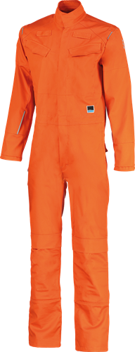 Orcon Michael Capture Protective Protect Overall - Oranje