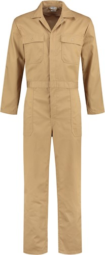 WW4A Overall Polyester/Katoen - Khaki - Maat 44