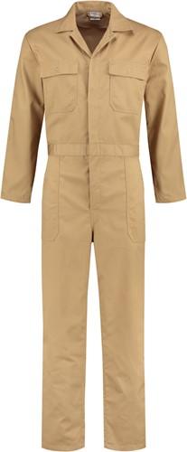 WW4A Overall Polyester/Katoen - Khaki - Maat 55