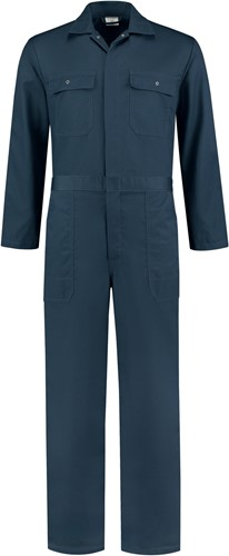 WW4A Overall Polyester/Katoen - Navy - Maat 42
