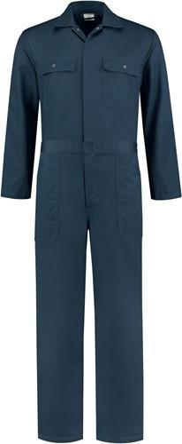 WW4A Overall Polyester/Katoen - Navy - Maat 55