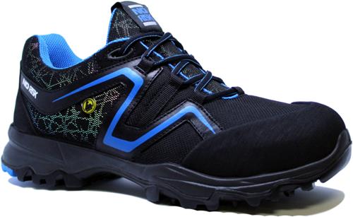 No Risk Sneaker Polaris Laag S3 ESD - Blauw
