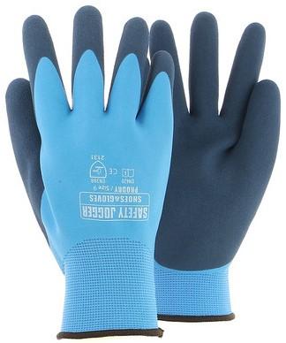 SALE! Safety Jogger 2122 Prodry Handschoenens - Blauw - Maat 10