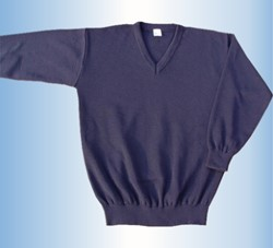 LNA 6051 Pullover V-hals