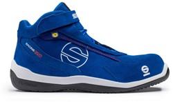 Sparco Racing Evo 07515.AZAZ Veiligheidsschoen S3 - Blauw