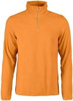 Red Flag Frontflip fleece ½ zip-Oranje-S