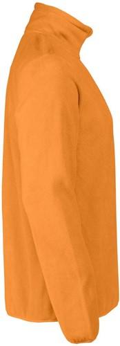 Red Flag Frontflip fleece ½ zip-Oranje-S-3