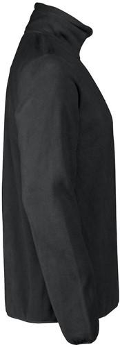 Red Flag Frontflip fleece ½ zip-Zwart-S-3