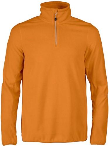 Red Flag Railwalk fleece ½ zip-Oranje-XXL