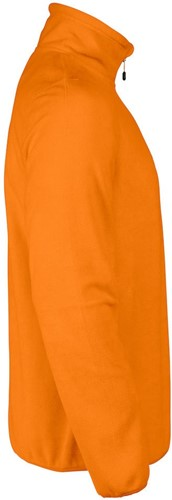 Red Flag Railwalk fleece ½ zip-Oranje-XXL-3