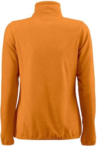 Red Flag Railwalk Dames fleece ½ zip-Oranje-XS-2