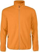 Red Flag Rocket fleece jacket-Oranje-S-1