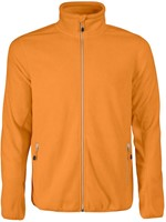 Red Flag Rocket fleece jacket-Oranje-XXL