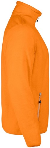 Red Flag Rocket fleece jacket-Oranje-S