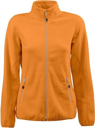 Red Flag Rocket Dames Fleece jacket-Oranje-XS-1