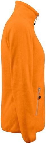 Red Flag Rocket Dames Fleece jacket-Oranje-XS