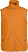 Red Flag Sideflip fleece vest-Oranje-XXL