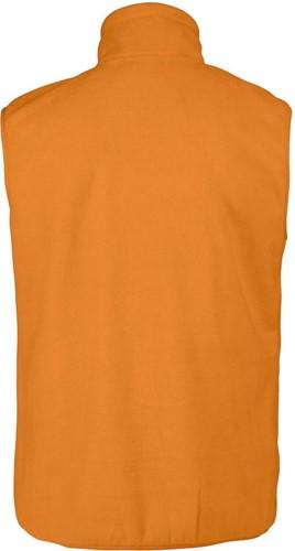 Red Flag Sideflip fleece vest-Oranje-S-2