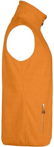 Red Flag Sideflip fleece vest-Oranje-XXL-3