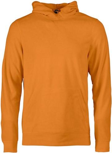 Red Flag Switch fleece hoodie-Oranje-S-1