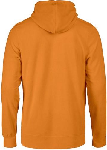 Red Flag Switch fleece hoodie-Oranje-S-2