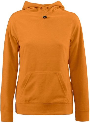 Red Flag Switch Dames fleece hoodie-Oranje-XS