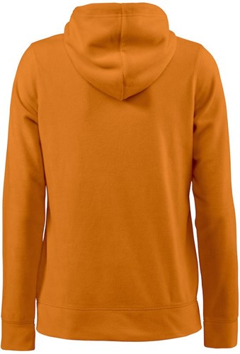 Red Flag Switch Dames fleece hoodie-Oranje-XS-2