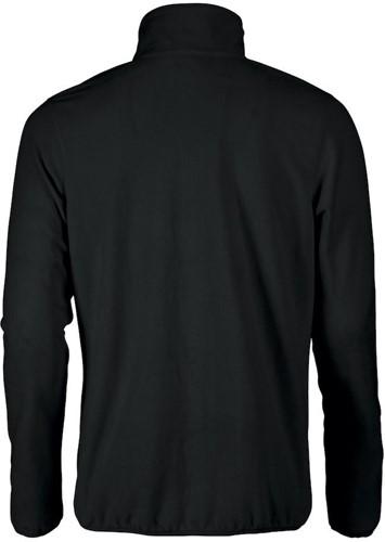 Red Flag Twohand fleece jacket-Zwart-S-2