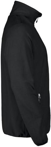 Red Flag Twohand fleece jacket-Zwart-S-3