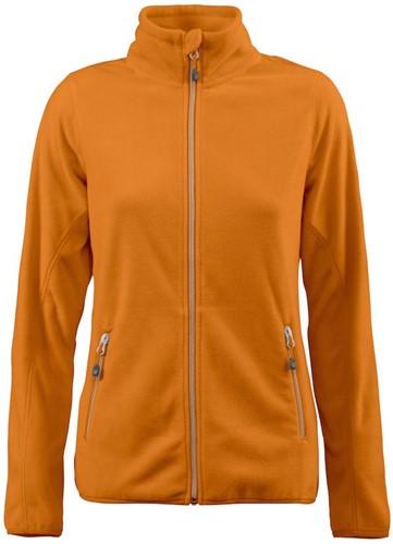 Red Flag Twohand Dames fleece jacket-Oranje-XXL