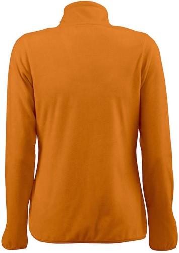 Red Flag Twohand Dames fleece jacket-Oranje-XS