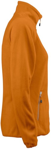Red Flag Twohand Dames fleece jacket-Oranje-XS-3